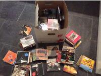 MASSIVE box of cd singles