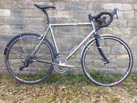 Titanium road bike Van Nicholas Yukon 58cm