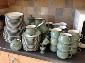 Denby Regency Green Crockery