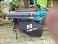 Garden leaf blower and vacuum good condition but not