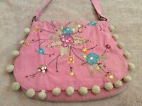 quirky festival bag