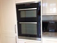 Lamona Built-In Double Oven