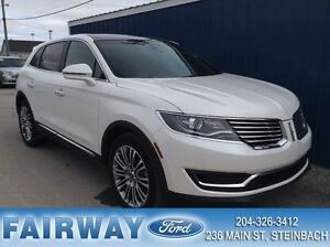 2016 Lincoln MKX Reserve Luxury*Class*Value