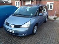2005 RENAULT ESPACE 1.9dci 7 SEATER