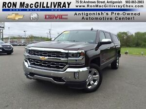 2016 Chevrolet Silverado 1500 LTZ..$344 Bi-Weekly..GM Certified.