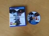 PS4 KILLZONE SHADOW FALL Game