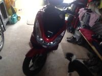 Honda PCX125 low mileage (2170)