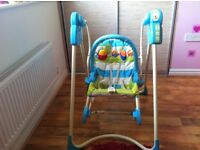 Fisher Price Baby Swing 3 in 1