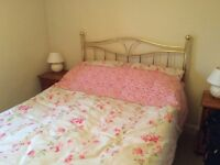 Kingsize Duvet cover in Mimosa Pink design + Matching pillow case sets
