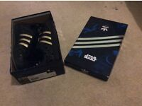 Adidas Star Wars Superstar 2 shell toes size 6 UK New and boxed.
