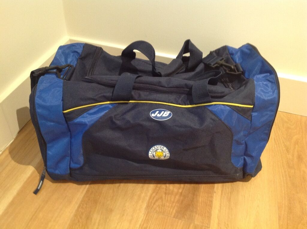 44ffca228f Leicester City Holdall - great condition   multi pockets. 2 LCFC ladies  blue polo shirts - M (BNWT).