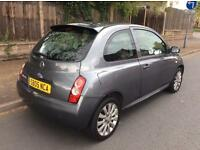 NISSAN MICRA SPORT+ LONG MOT EXCELLENT FOR NEW DRIVERS VERY CHEAP INSURANCE
