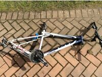 GT Aggressor xc3 mountain bike frame