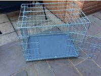 Dog Crate, Little Used.