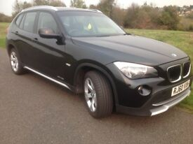 BMW X1 2.0 18d SE xDrive 5dr Man 2011 (60 Reg) Price £8,250 Finance Arranged