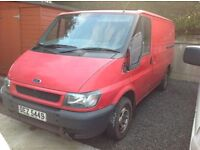 2005 Ford Transit 280 100 bhp ++++for parts