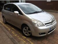 Toyota Corolla Verso 2.0 D-4D T3 5dr Man 7 Seater 2004 (04 Reg) - FSH Finance Arranged