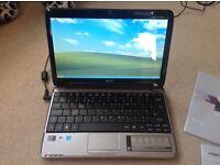 Used, Acer aspire netbook for sale  Falkirk