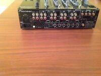DJ 800 mixer