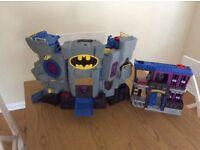 Batman Majinex adventure and Gotham City Jail