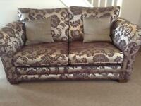 Large 2 sweater sofa and arm chair