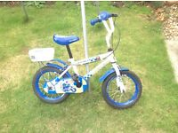 Apollo Police Patrol kids bike