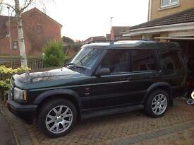 Discovery 2 V8 LPG ( Prins Vsi ), 19inch Range Rover Alloys , Good condition , pulls like a train.