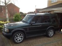 Discovery 2 V8 LPG ( Prins Vsi ), 19inch Range Rover Alloys , Good condition , pulls like a train.