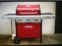 Outback red gas BBQ excellent condition
