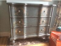 Fabulous chest of drawers unused
