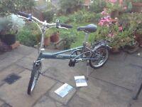 Dahon Piccolo Folding Bike