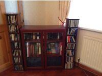 Book Case/ CD Storage