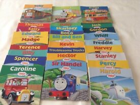 Thomas &friends, Books