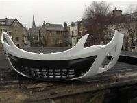 VAUXHALL CORSA D FRONT BUMPER FOR SALE 2011 ONWARDS 10