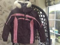 Brugi Girls ski jacket