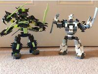 Lego Titan Ninjago Mechs.