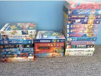 24 Childrens VHS tapes