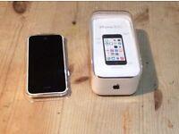 Apple iPhone 5c 8gb white O2