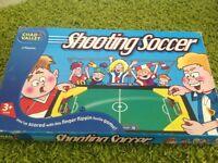 Shooting soccer game
