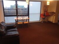 DOUBLE ROOM for rent in glasgow city centre modern apartment double bedroom cheap nice clean