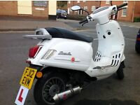 CPI BRAVO MOPED SCOOTER 50cc (PRICE DROP!)RUNNER BUT NO MOT