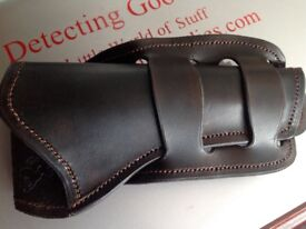 Leather Holster for Western cowboy reenactment