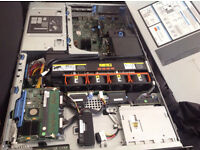 Dell Poweredge 2950 - 12GB RAM - 2 Quadcore 2.66GHz Xeons - No HDDs