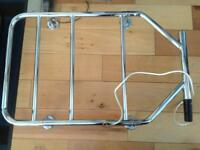 Electric oil filled heated towel rail