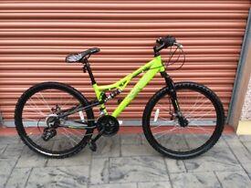 Apollo Gradient Men's Mountain Bike