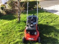 Rover petrol lawnmower ES/XL Quantum XE40 Briggs&Stratton engine 20inch cut Large box Great starter.