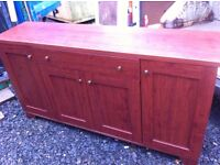 Large modern sideboard in great condition