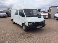 Renault traffic diesel camper van/ day van