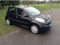 56 CITROEN C1 RHYTHM 5 DR. ONLY 44000 MILES. PART EX WELCOME . HPI CLEAR