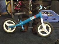Decathlon B-twin balance bike